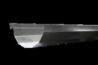 artefacto de lámina canal de media caña grupo cobos