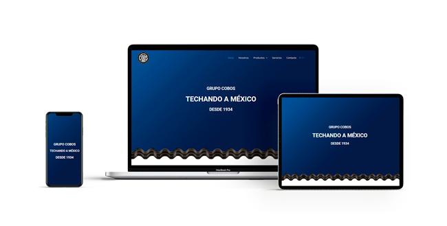 grupo cobos - productos y servicios anticorrosivos website