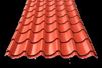 lamina pintada rojo janitzio tipo teja grupo cobos