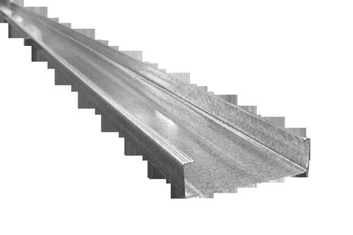 perfilería polín de acero galvanizado