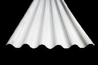 lámina plástica para techos de poliacryl acrílico